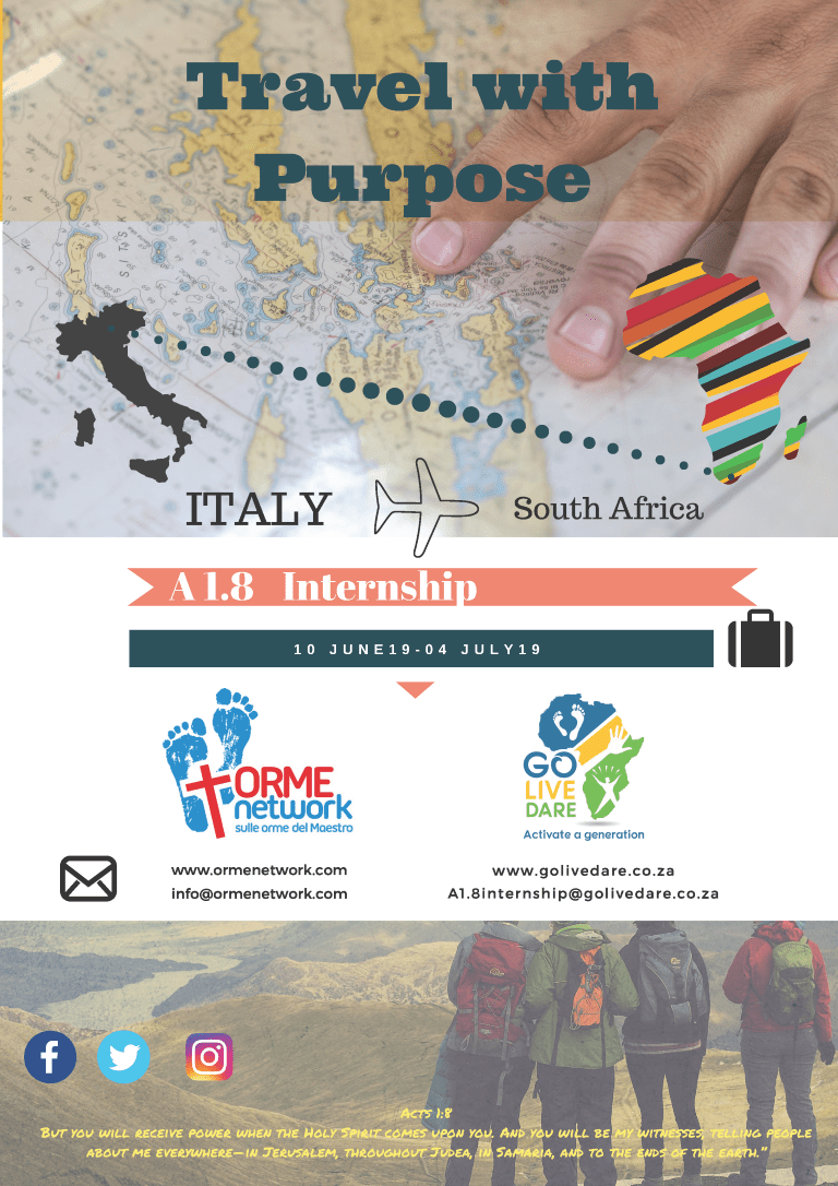 travel with purpose poster 2 (Medium)